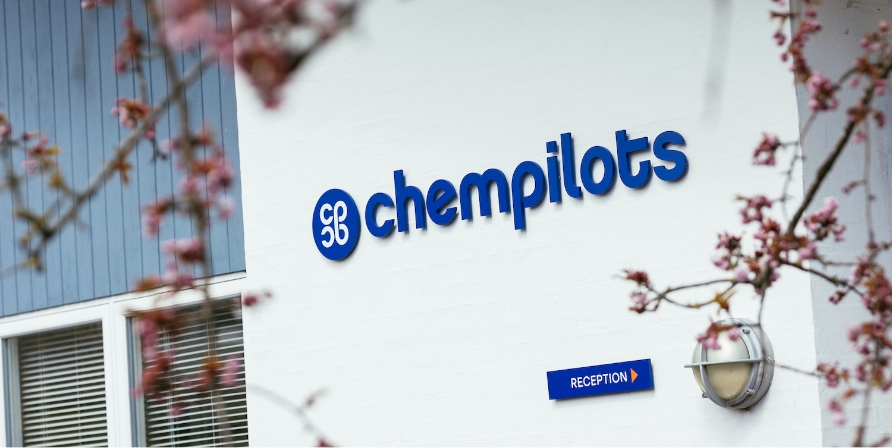 Chempilots facility where polymer manufacturing is performed